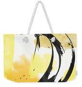 Bananas- Art By Linda Woods Weekender Tote Bag