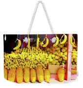 Bananas, Belize  Weekender Tote Bag