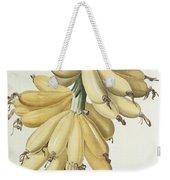 Bananas Weekender Tote Bag by Pierre Joseph Redoute