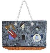 Band Weekender Tote Bag