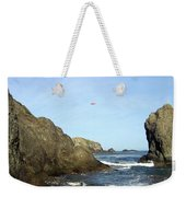 Bandon 28 Weekender Tote Bag by Will Borden