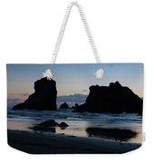 Bandon Oregon Sea Stacks Weekender Tote Bag