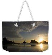 Bandon Sunset 4 Weekender Tote Bag