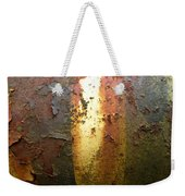 Bands Of Color Weekender Tote Bag