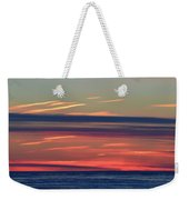 Bands Of Colour  Weekender Tote Bag