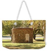 Bandstand Drinking Fountain Weekender Tote Bag