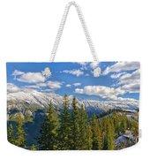 Banff Gondola Weekender Tote Bag