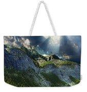 Mount Cory, Banff Weekender Tote Bag