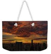 Bangkok Sunrise Weekender Tote Bag