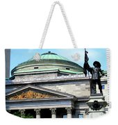 Bank Of Montreal Dome Weekender Tote Bag