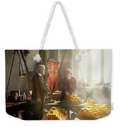 Banker - Worth Its Weight In Gold Weekender Tote Bag
