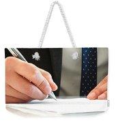 Bankruptcy Attorney Richmond Va Weekender Tote Bag