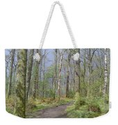 Banks Of Loch Lomond, Scotland Weekender Tote Bag