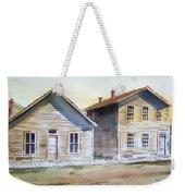 Bannack Ghost Town Montana Weekender Tote Bag