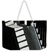 Bannister And Shadows Weekender Tote Bag