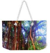 Banyan Tree Weekender Tote Bag