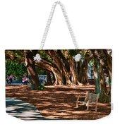 Banyans - Marie Selby Botanical Gardens Weekender Tote Bag