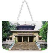 Bao Tang Temple Ho Chi Minh City Weekender Tote Bag