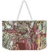 Baoba In Foliage Weekender Tote Bag