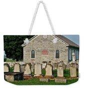 Baptize  Marry  Bury Weekender Tote Bag