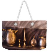 Bar - Ready For A Drink Weekender Tote Bag