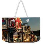 Bar Harbor At Dawn Weekender Tote Bag