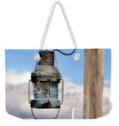 Bar Harbor Lantern Weekender Tote Bag