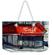 Bar Les 3 Quartiers Weekender Tote Bag