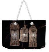 Bar Lights Weekender Tote Bag