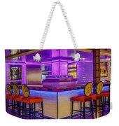 Martinis Weekender Tote Bag