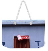 Bar Tico Weekender Tote Bag