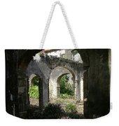 Barbados Ruins Weekender Tote Bag