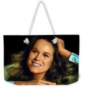 Barbara Hershey Weekender Tote Bag