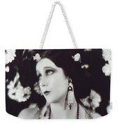 Barbara La Marr Weekender Tote Bag