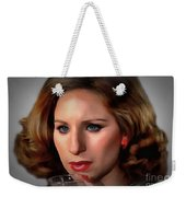 Barbara Streisand Collection - 1 Weekender Tote Bag