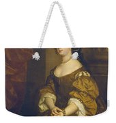Barbara Villiers, Duchess Of Cleveland Weekender Tote Bag