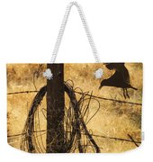 Barbed Landing Weekender Tote Bag