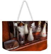 Barber - On The Counter Weekender Tote Bag
