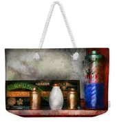 Barber - Things You Stare At  Weekender Tote Bag