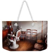 Barber - Ready For An Audience Weekender Tote Bag