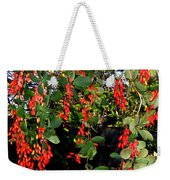Barberries Weekender Tote Bag