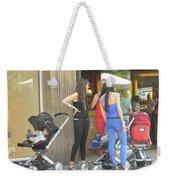 Barcelona Moms Weekender Tote Bag
