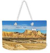 Bardenas Desert Panorama 3 Weekender Tote Bag