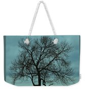 Bare Branches And Storm Clouds Weekender Tote Bag