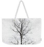 Bare Tree Weekender Tote Bag