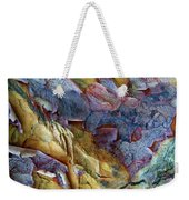 Bark Abstract Weekender Tote Bag