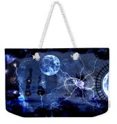 Bark At The Moon Weekender Tote Bag