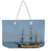 Bark Endeavour - Whitby Weekender Tote Bag