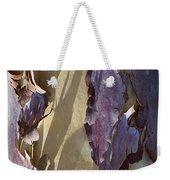 Bark Texture Weekender Tote Bag