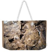 Bark-vision On Abstraction Theme  Weekender Tote Bag